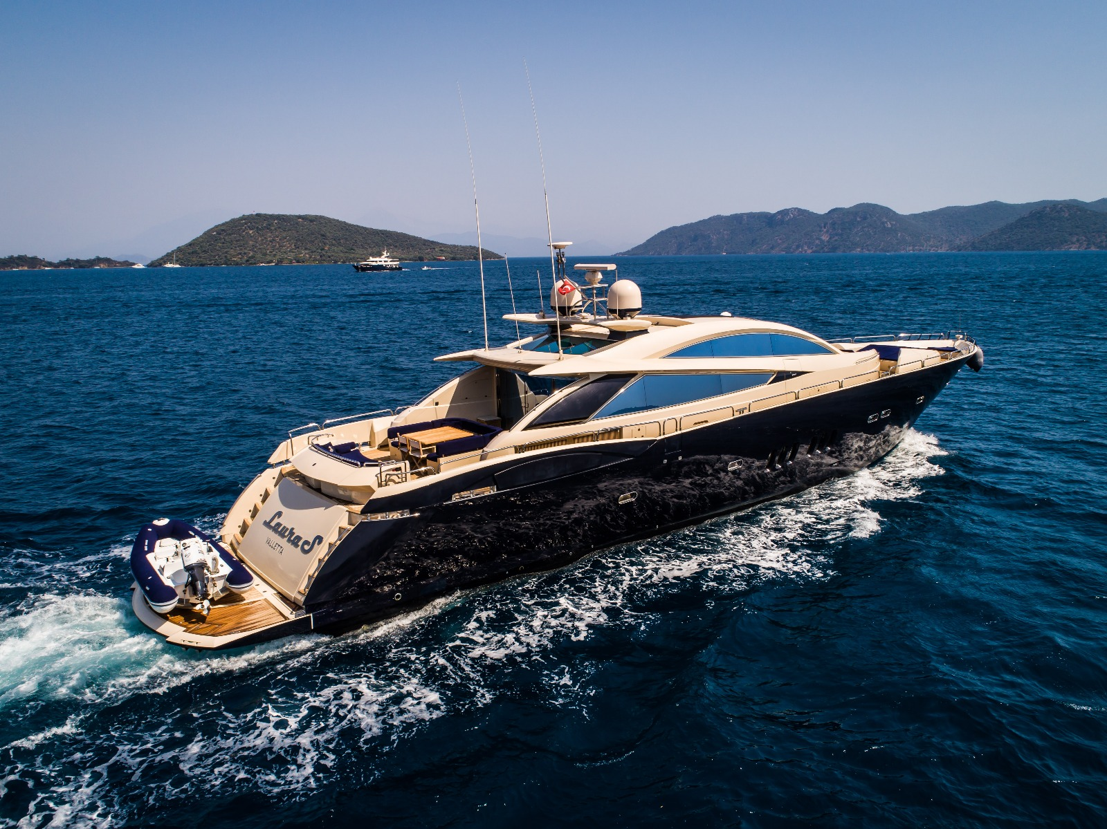 2007 Model Sunseeker Predator 108 (15.000.000 TL)