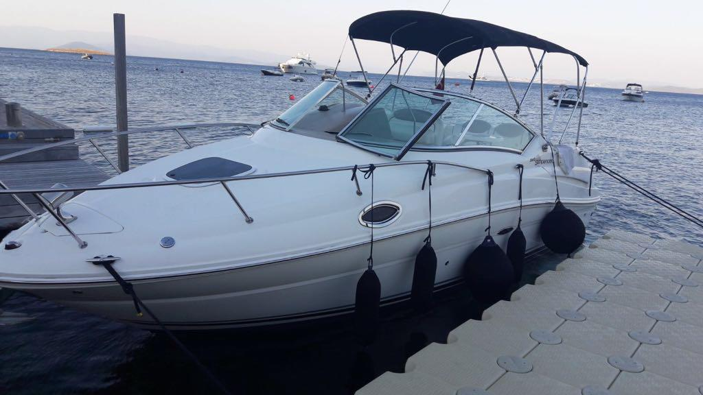 2006 Model Searay Sundancer 245 (340.000 TL)