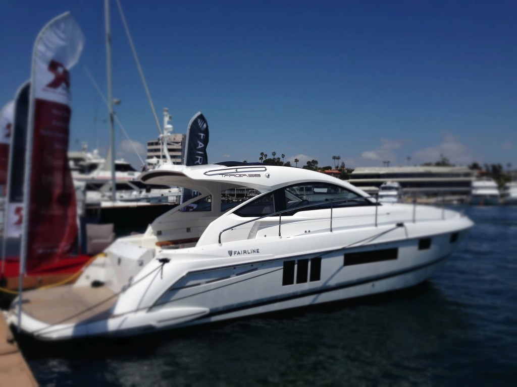 2014 Model Fairline Targa 38 (1.535.000 TL)
